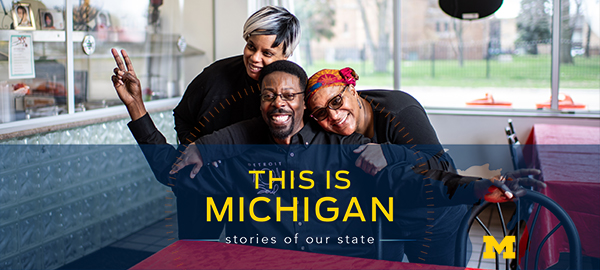 This is Michigan - Stories of Our State Banner