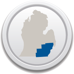 An icon of the Southeast Michigan region